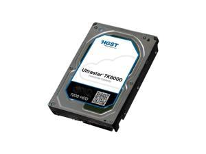 HITACHI 0F23001   With 5Yrs Mfg Warranty. Ultrastar 7K6000 6Tb 7200Rpm Sata6Gbps 128Mb Buffer 512E Ise 3.5Inch Internal Hard Drive-0F23001