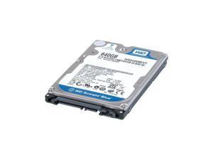 Western Digital Scorpio Blue 640Gb 5400Rpm Sataii 8Mb Buffer 2.5Inch Internal Notebook Drives