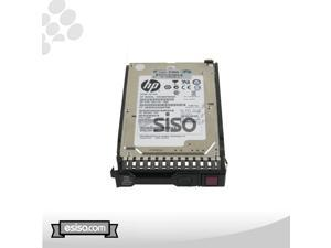 653960-001 HP 300GB 15K 6Gb/s SFF SAS SC HDD