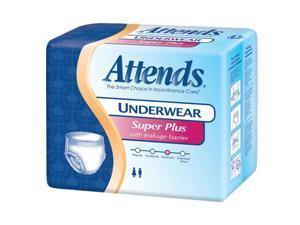 Attends APP0720 Underwear Super Plus W/ Leakage Barrier-Med-80/Case