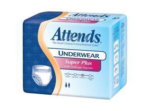 Attends APP0730 Underwear Super Plus W/ Leakage Barrier-Large-72/Case