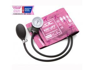 ADC-760-11ABCA Prosphyg Pocket Aneroid Sphyg-Breast Cancer Ribbons