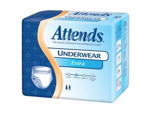 Attends AP0720100 Underwear Extra Absorbency-Med-100/Case