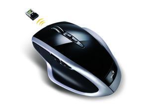 Genius 31030105101 Ergo 8800 Ergonomic Design Wireless Mouse