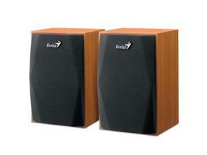 Genius 31731053100 SP-HF150 USB Powered Wood Speakers