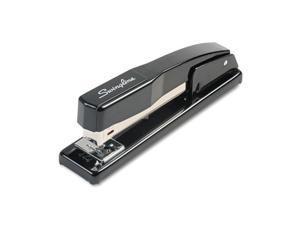 Commerical Stapler 210 Staple/ 20 Sht Capacity Black