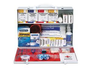 Industrial First Aid Kit for 75 People, 437 Pieces ACM90573