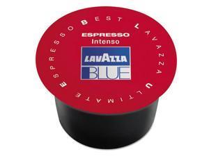 BLUE Espresso Capsules Intenso-Medium Roast 8g 100/Box