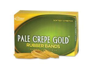 Rubber Bands, No.54, 1lb, Pale Crepe Gold ALL20545