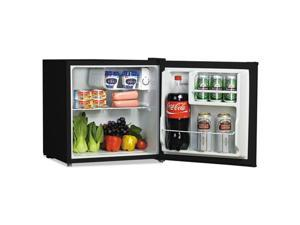 1.6 Cu. Ft. Refrigerator with Chiller Compartment, Black ALERF616B