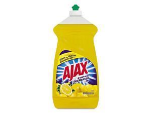 Dish Detergent, Lemon Scent, 52 oz Bottle, 6/Carton CPC49861