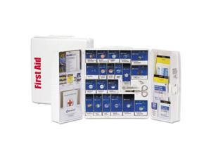 SmartCompliance First Aid Station, 50 People, 202 Pieces FAO90580