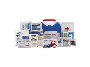ReadyCare First Aid Kit for 25 People, ANSI A+, 141 Pieces FAO90697