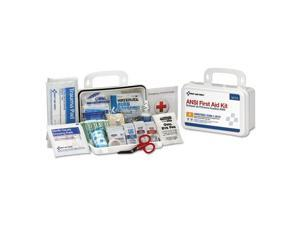 ANSI Class A 10 Person First Aid Kit, 71 Pieces 90754