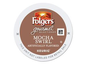 Gourmet Selections Mocha Swirl Coffee K-Cups, 24/Box GMT0316