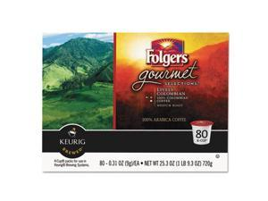 Gourmet Selections Coffee Ground 100% Colombian Decaf 10oz Bag