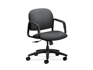 HON Solutions Seating Mid-Back Chair  Onyx HON4002NR10T