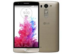 "LG G3 S Beat D722K 4G LTE 8GB Gold Factory UNLOCKED Phone 5.0"" HD IPS Compact"