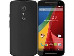 Motorola Moto G XT1068 (2nd Generation) Dual Sim 8GB Black FACTORY UNLOCKED Smartphone