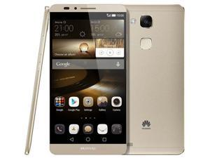Huawei Ascend Mate 7 MT7-TL10 Dual Sim 4G LTE Gold 32GB FACTORY UNLOCKED 3GB RAM Smartphone