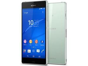 "SONY Xperia Z3 D6603 4G LTE Green 5.2"" 16GB FACTORY UNLOCKED 3GB RAM Smartphone"