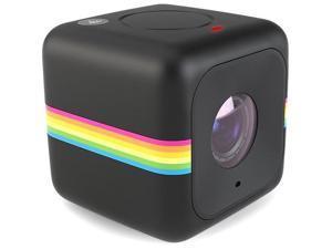 Polaroid CUBE+ 8MP Quad HD Lifestyle Action Video Camera, Black #POLCPBK