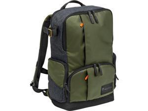 Manfrotto Street Medium Backpack for DSLR Camera and Personal Gear #MB MS-BP-IGR