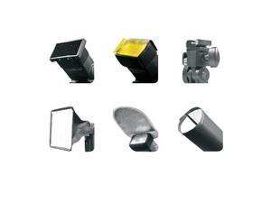 Bower Flash Diffuser 6-in-1 Lighting Kit