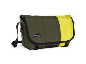 Timbuk2 Classic Messenger Bag, Coated Nylon, Small, Army Dip #116-2-4703