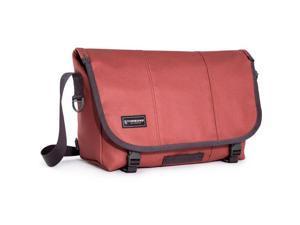 Timbuk2 Classic Messenger Bag, Cotton Canvas, Small, Heirloom Adobe #116-2-5521