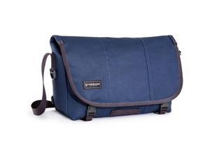 Timbuk2 Classic Messenger Bag, Cotton Canvas, Small, Heirloom Waxy Blue