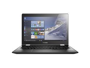 "Lenovo Flex 3 14"" Full HD Touchscreen 2-in-1 IPS Notebook Computer, Intel Core i5-6200U 2.3GHz, 8GB RAM, 256GB SSD, Windows 10"