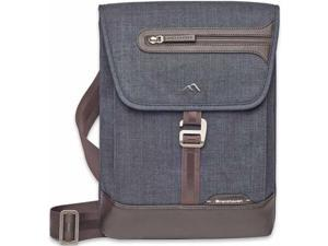 Collins Vertical Messenger Bag Graphite