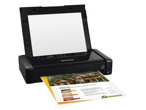 Epson WorkForce WF-100 Wireless Mobile Inkjet Printer, 6.7/3.8 ppm Black/Color, 5760x1440 dpi