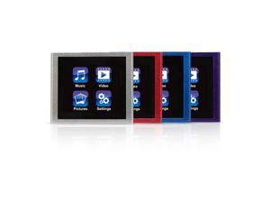 Mach Speed Eclipse V180 8GB MP3 and Video Player, Red #ECLIPSE V180 RED