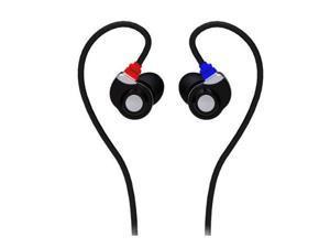 SoundMAGIC E30 Noise Isolating In-Ear Monitor Earphones, Black #E30BK
