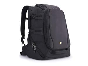 Case Logic DSB-103 Luminosity Large DSLR Split Backpack #DSB-103-BLACK