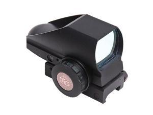 "TruGlo Tru-Brite Dual Color Open Red-Dot Sight, 5 MOA, 3.48"" Length #TG8385B"