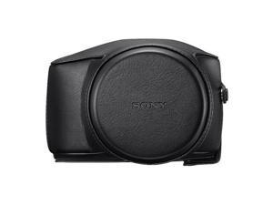 Sony LCJ-RXE Premium Jacket Case for Cyber-shot DSC-RX10 Camera, Black #LCJRXE/B
