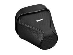Nikon CF-DC5 Semi-Soft Case for D600 DSLR with Lenses up to 18-135mm Zoom #27064