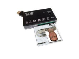 Stanley Global CAC Smart Card Reader, 81-In-One Multi-Memory SDXC #SGT122