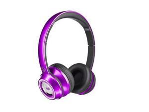 Monster NCredible Ntune Candy On-Ear Headphones, Purple #128508