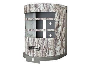 Moultrie MCA-12665 Mini-Cam Security Box, White Oak Camo