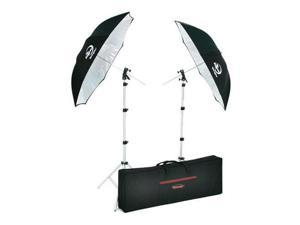 Photogenic 926621 2 Eclipse 45in Umbrellas and Mounts