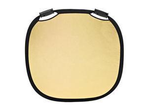 "Profoto 31.49"" / 80cm Medium Collapsible Reflector, Gold/White #100964"