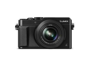 Panasonic Lumix DMC-LX100 Digital Camera, Black #DMC-LX100K