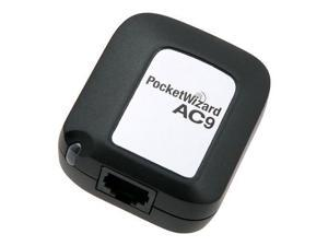 PocketWizard AC9 AlienBees Adapter Power Control for Nikon #804-710