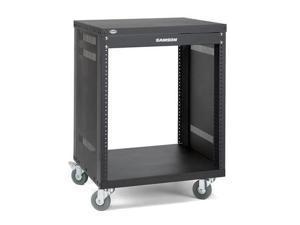 Samson SRK12 12 Space Universal Rack Stand, 12 U Cabinet #SASRK12