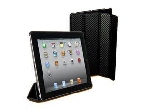 XtremeMac Carbon Fiber Micro Folio for iPad 3 & iPad 4, Black #99-0000-2154-5