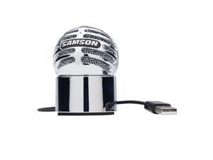 Samson Meteorite Compact USB Condenser Microphone with Magnetic Base